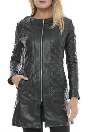 Пальто L.Y.N.N by Carla Ferreri. Цвет: черный