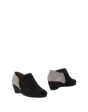 Ботинки KATRIN. Цвет: черный
