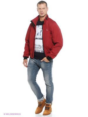 Куртка EVOLUTION. Цвет: красный