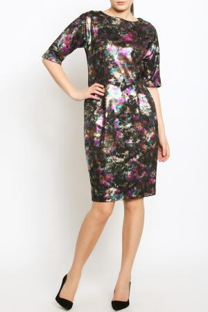 Платье Emma Monti. Цвет: multicolor
