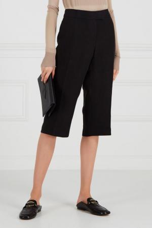 Зауженные брюки Andrew Gn. Цвет: черный