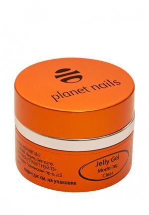 Гель-лак для ногтей Planet Nails. Цвет: прозрачный