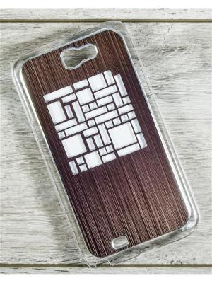 Чехол для телефона SG-Note 2, 7100 MACAR. Цвет: серый