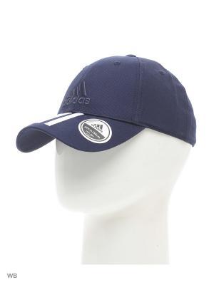 Бейсболка 6P 3S CAP COTTO  CONAVY/WHITE/CONAVY Adidas. Цвет: темно-синий, белый