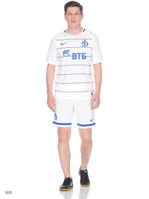 Футболка DYN M NK BRT STAD JSY SS HA Nike. Цвет: белый