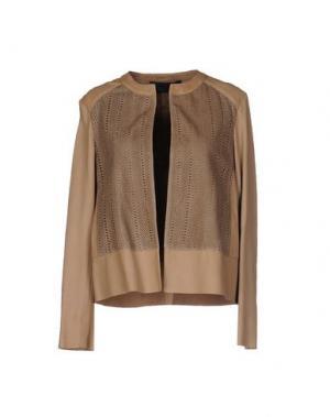 Куртка ENES. Цвет: песочный