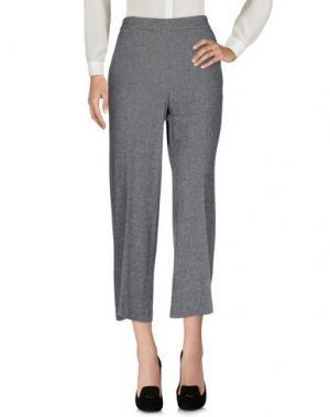 Повседневные брюки ROSE' A POIS. Цвет: черный