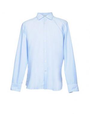 Pубашка NEW ENGLAND. Цвет: небесно-голубой