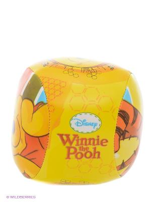 Мяч мягкий Винни-Пух John. Цвет: желтый