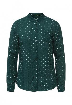 Блуза Befree. Цвет: зеленый