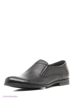 Туфли WESTFALIKA. Цвет: черный