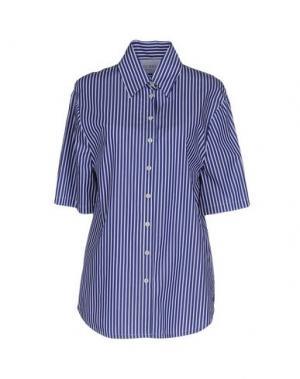 Pубашка DAIZY SHELY. Цвет: синий