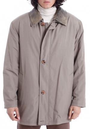 Куртка Wessi. Цвет: бежевый