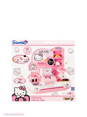 Мини-магазин Hello Kitty Smoby. Цвет: розовый