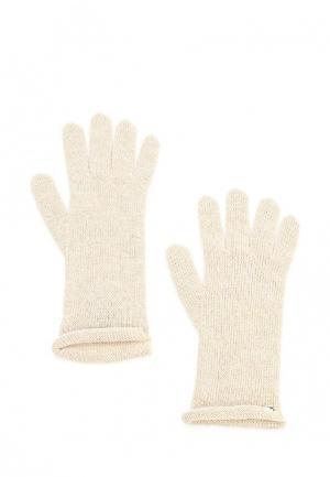 Перчатки Coccinelle. Цвет: бежевый