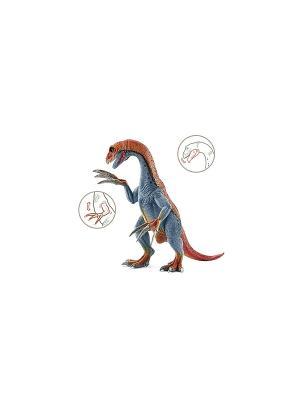 Тиранозаурус SCHLEICH. Цвет: голубой, рыжий, серый