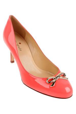 Туфли KATE SPADE. Цвет: розовый