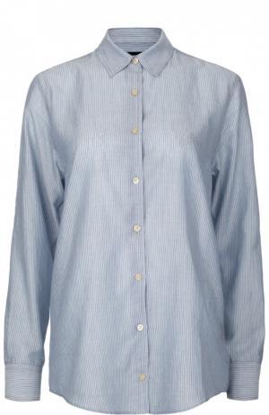 Блуза Isabel Marant. Цвет: синий