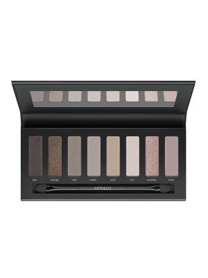 Палетка теней для глаз Most wanted eyeshadow palette to go 3, 8*1,2г. ARTDECO. Цвет: бежевый, золотистый, коричневый, светло-коричневый, светло-бежевый, темно-бежевый