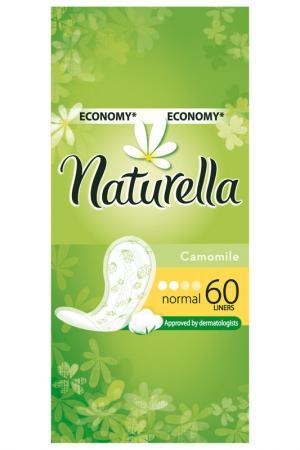 Гигиенические прокладки 60 шт NATURELLA. Цвет: none