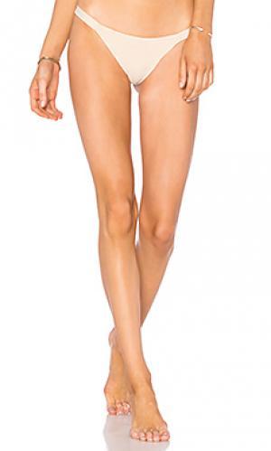 Низ бикини heather TAVIK Swimwear. Цвет: кремовый