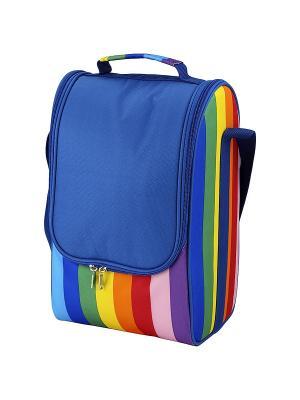Термо-рюкзак DEEPOT. Цвет: синий, зеленый, голубой, красный, желтый