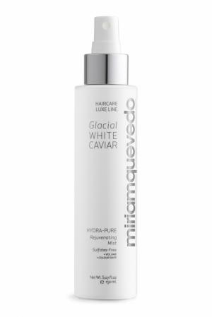 Увлажняющий спрей для волос Glacial White Caviar Hydra Pure Rejuvenating Mist 150ml Miriamquevedo. Цвет: multicolor