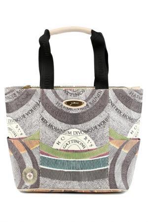 Bag Gattinoni. Цвет: white, brown, black