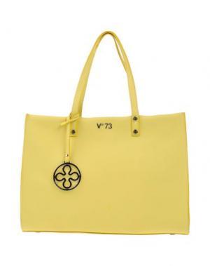 Сумка на руку V° 73. Цвет: желтый