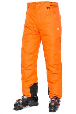 Брюки Trespass. Цвет: оранжевый