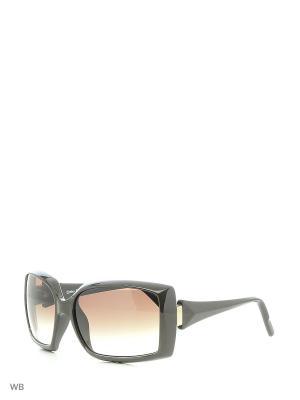 Солнцезащитные очки B 57 C4 Borsalino. Цвет: коричневый
