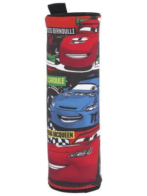 Пенал-тубус. Disney Cars. Цвет: темно-серый, голубой, красный