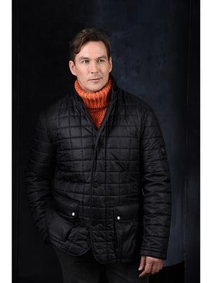 Куртка Paxton. Цвет: черный