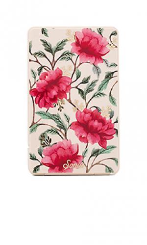 Портативный аккумулятор madarin bloom Sonix. Цвет: розовый