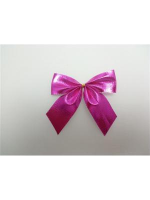 Бант металлизированный фиолетовый Яркий Праздник. Цвет: фиолетовый