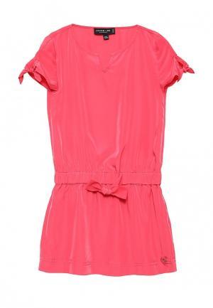 Платье Jacob Lee. Цвет: розовый