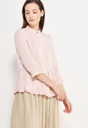 Блуза Vila. Цвет: розовый