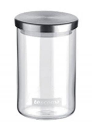 Емкость для специй MONTI tescoma. Цвет: серый (прозрачный, стальной)