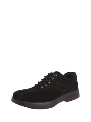 Ботинок Alessio Nesca. Цвет: черный