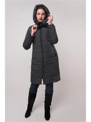 Пальто Паола-2 Versia. Цвет: серый