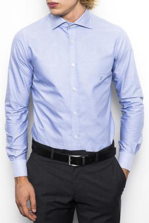 Рубашка UominItaliani. Цвет: blue