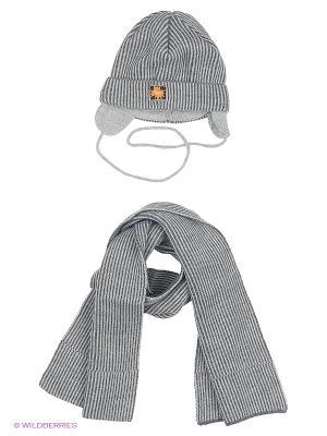 Комплект одежды для малыша Wojcik. Цвет: серый