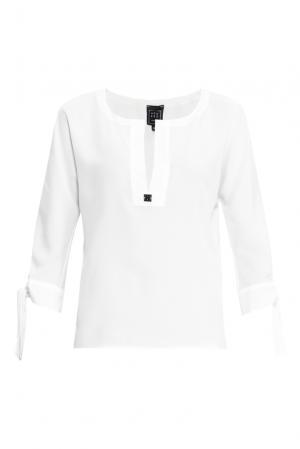 Блуза 157366 Access. Цвет: белый