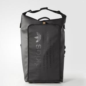 Чемодан Trolley NMD  Originals adidas. Цвет: черный