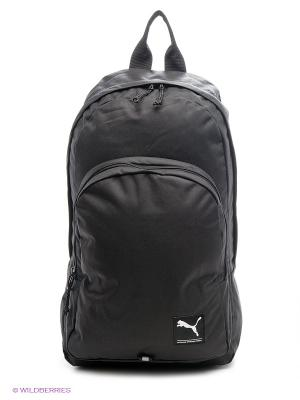Рюкзак PUMA Academy Backpack. Цвет: черный