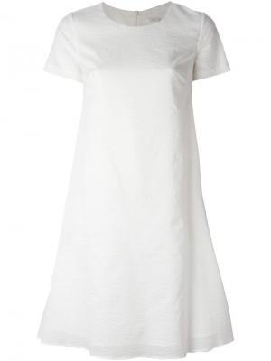 Платья D.Efect. Цвет: белый