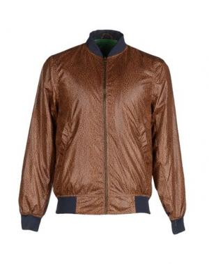 Куртка POC PEOPLE OF CANADA. Цвет: коричневый