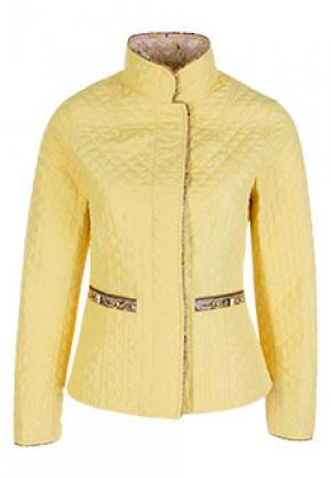 Ветровка J.N.C.. Цвет: желтый