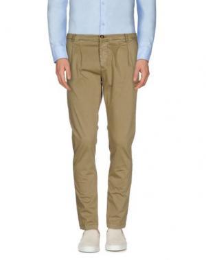 Повседневные брюки (M) MAMUUT DENIM. Цвет: хаки