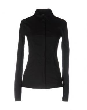 Pубашка G.SEL. Цвет: черный